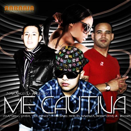 Juan Angel - Me Cautiva Feat.Simba, C-on Daddy [Remake]