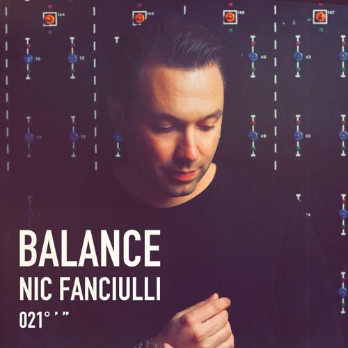 Nic Fanciulli - Balance 021 CD1 (Preview edit)