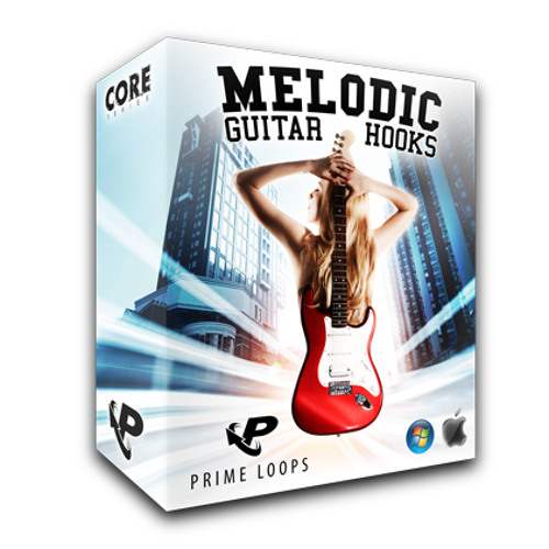 Melodic Guitar Hooks [Sample Pack Demo] By Prime Loops