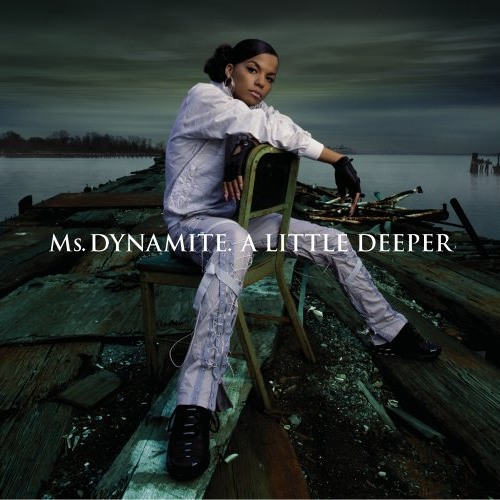 Ms. Dynamite.- Watch Over Them (Scaife Remix)