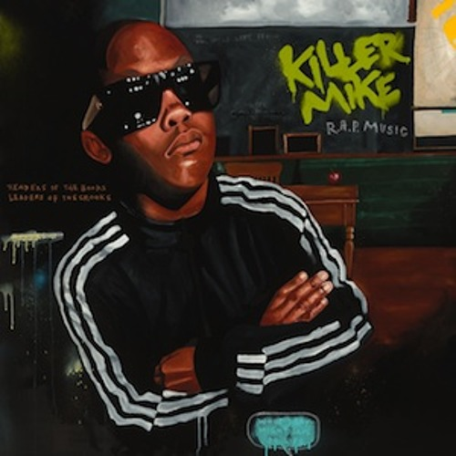 Killer Mike - Untitled (Feat. Scar)