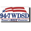 WDSD 94.7 Kenny Chesney / Tim McGraw double promo