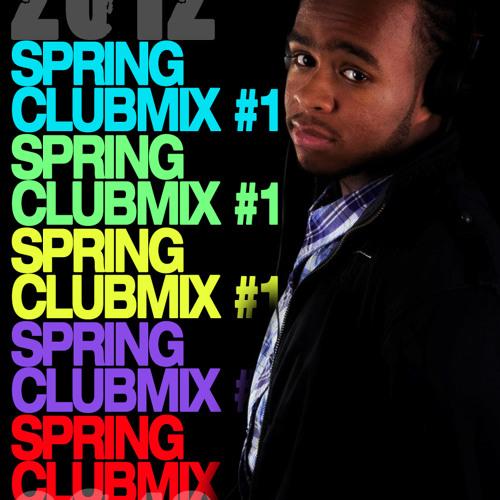 BALTIMORE'S DJ PIERRE SPRING CLUBMIX #1 2012