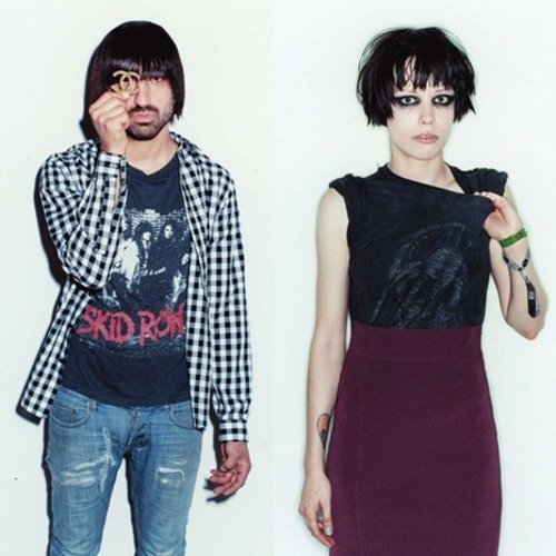 Crystal Castles - Too Young Too Black Too Live (Unreleased)