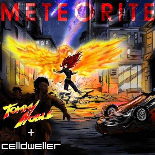 Tommy Noble & Celldweller - Meteorite (Single) [Beatport Exclusive]