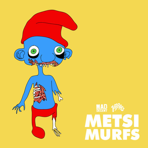 Murfs In Paris (Robert Powley Edit)