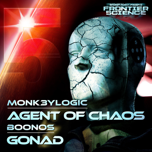 Monk3ylogic - Frontier Science Mix [Broken Robot Records]