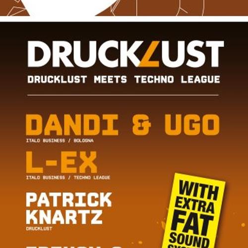 Dandi & Ugo @ Bogen2 Cologne DruckLust & TechnoLeague 10.03.2012
