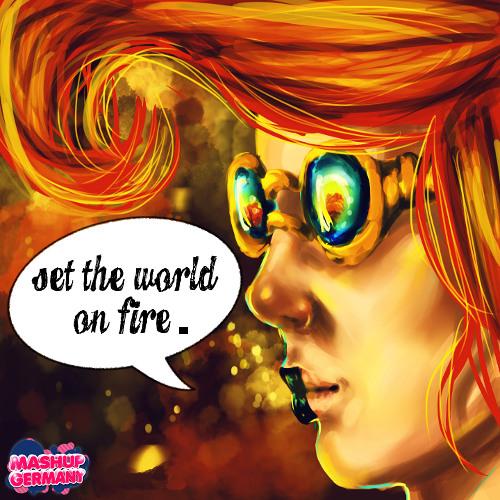 Mashup-Germany - Set the world on fire