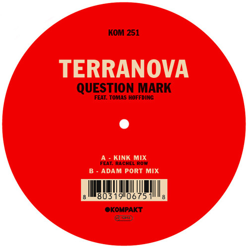 Terranova - Question Mark feat. Tomas Hoffding (Adam Port Remix)