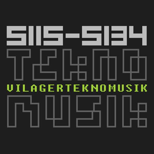 5115-5134 - Vi Lager Tekno Musik (Utsira Edit) - [SUBURBAN FORCES] - FREE DOWNLOAD