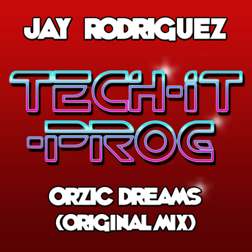 Jay Rodriguez - Orzic Dreams- ITCHYCOO RECORDS London UK