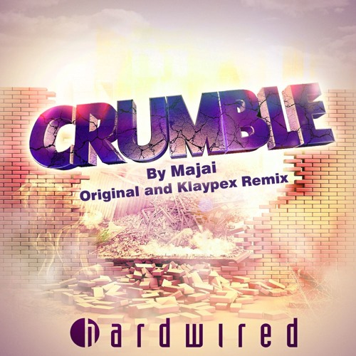 Crumble by Majai (Klaypex Remix) - Beatport Top 100 Dubstep Chart Position #88