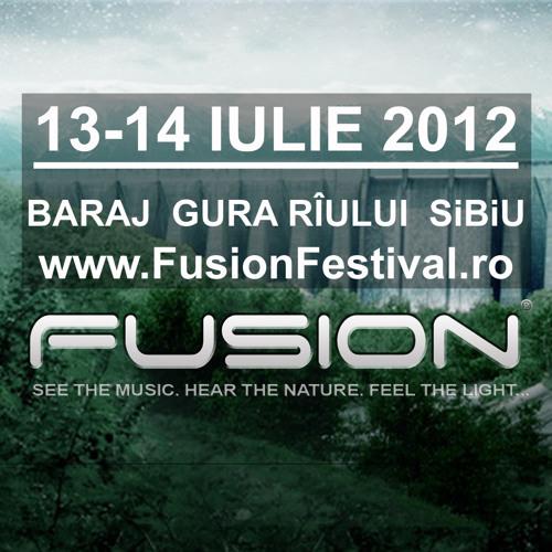 FUSION Festival 2012@Baraj Gura Riului SiBiU 13-14 Iulie