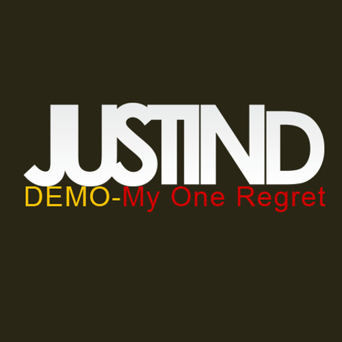Justin D - My One Regret Demo Full Band