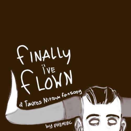 Finally I've Flown