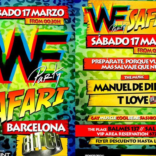 Tlove's 'BITCH' Party mix (Barcelona, Mar 2012)