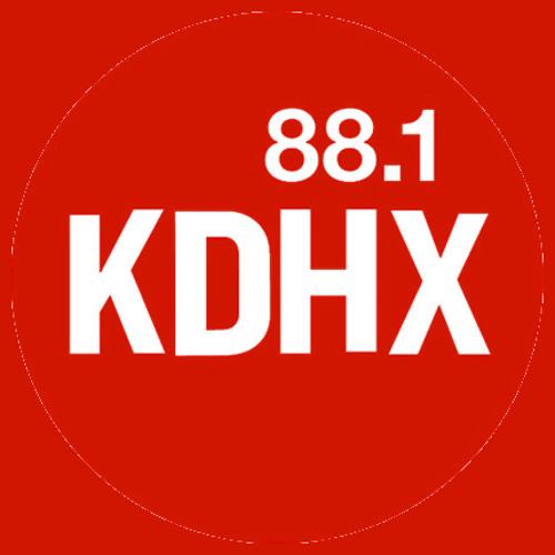 """Matt Vasquez (of Delta Spirit) """"Empty House"""" Live at KDHX 3/20/12"""