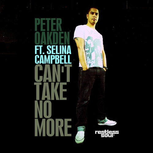 Peter Oakden ft. Selina Campbell - Take No More (TV Version)
