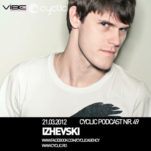 Izhevski - Cyclic Podcast # 49 (www.cyclic.ro)
