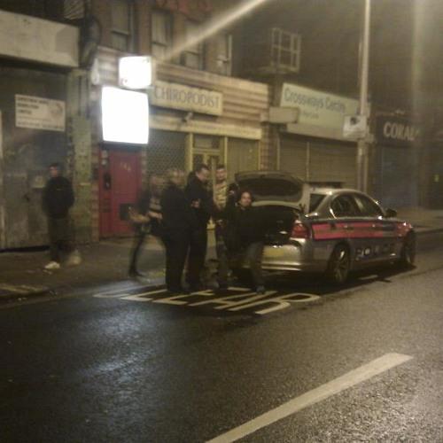 Pickaxe in Peckham