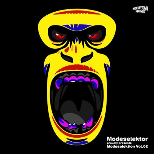 Modeselektor proudly presents Modeselektion Vol. 02