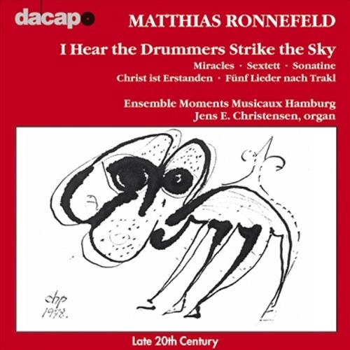 Matthias Ronnefeld - Sextett, Op.2 (1979); III
