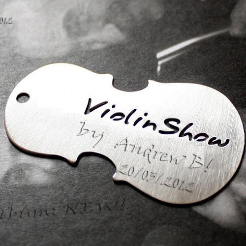 Andrew B (lose) - Violin Show!