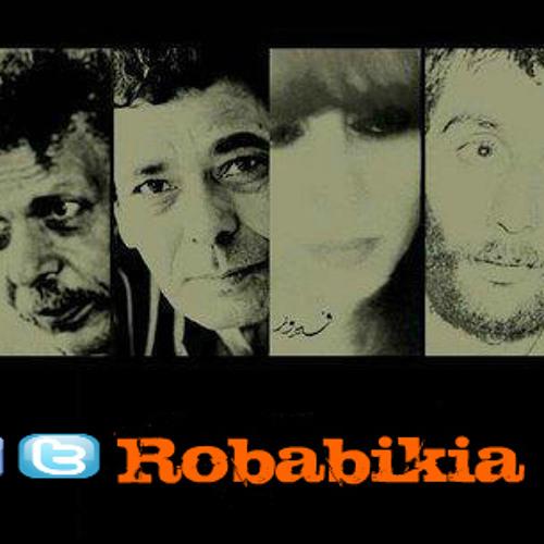 @robaikia لما بدا يتثنّى - لينا شماميان #روبابيكيا
