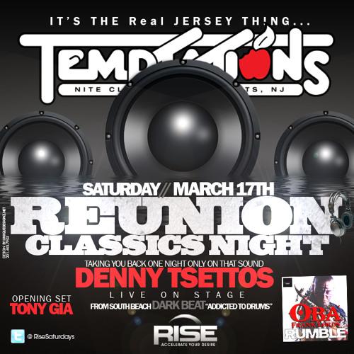 Tempts Reunion Live @ Rise - Part 1
