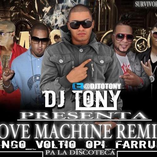 dj mix machine