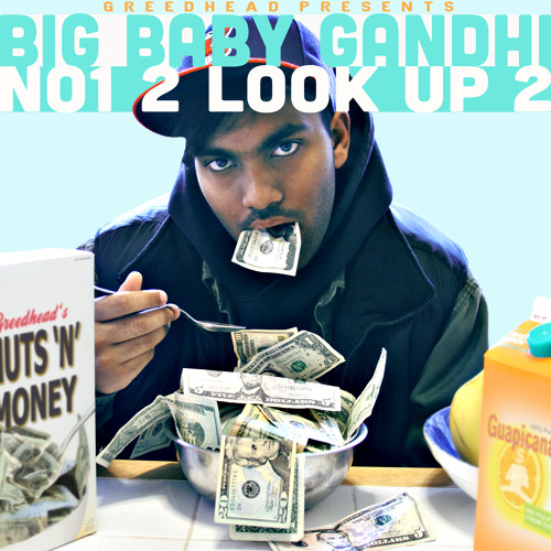 "Big Baby Gandhi f. Fat Tony, ""Lurkin'"""