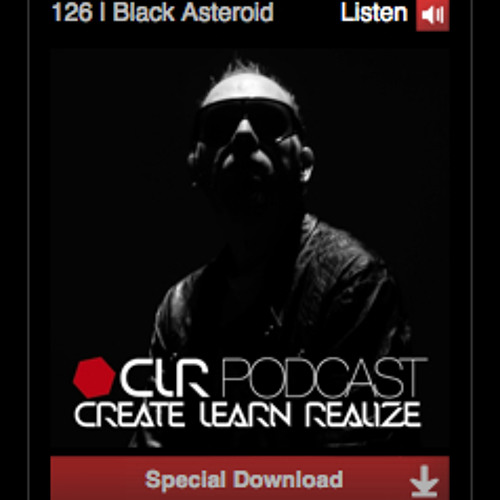 CLR Podcast # 126 - Black Asteroid