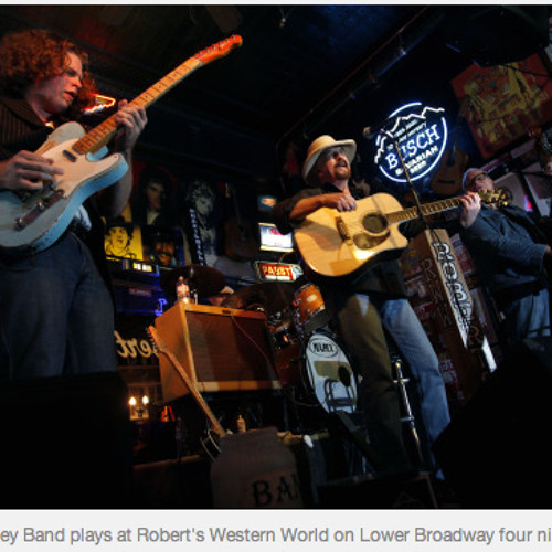 the don kelley band live from robert's western world nashville tennessee