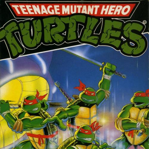 Teenage Mutant Ninja Turtles Level 1