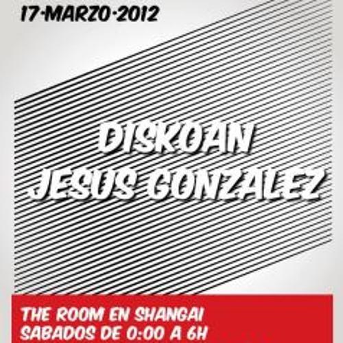 Jesús González dj set 17 marzo @ The Room Madrid