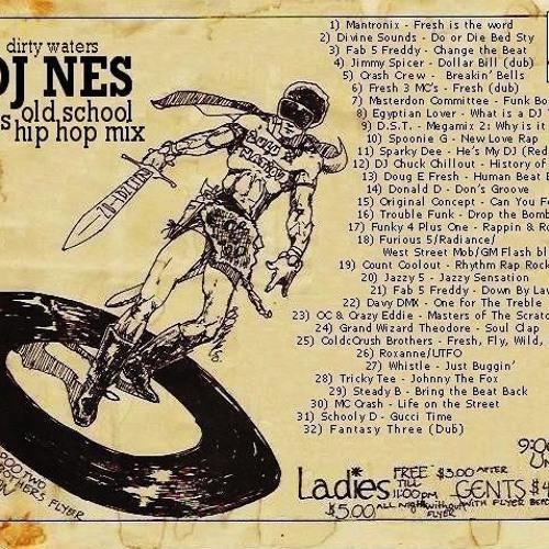 DJ NES - OLD SCHOOL 80's MIX