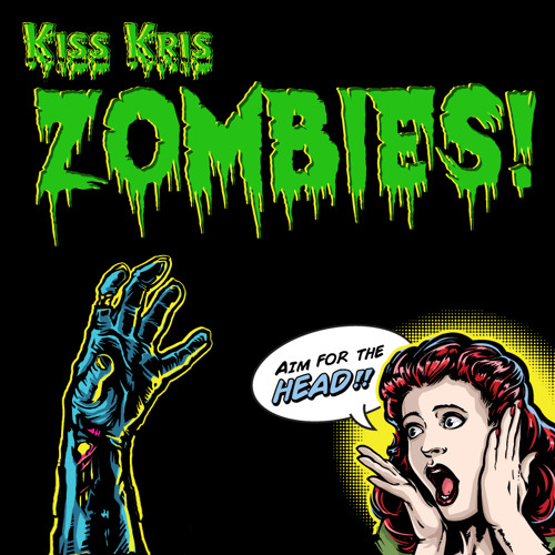 Kiss Kris - Zombies! (Original Mix) ***OUT NOW!*** on Strong Minds Records