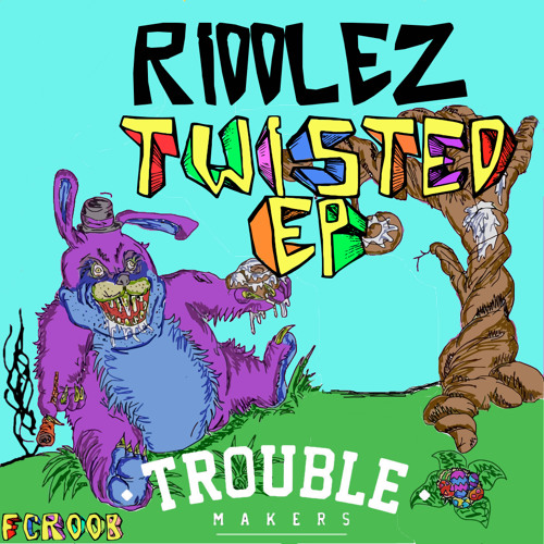 Riddlez - Twisted