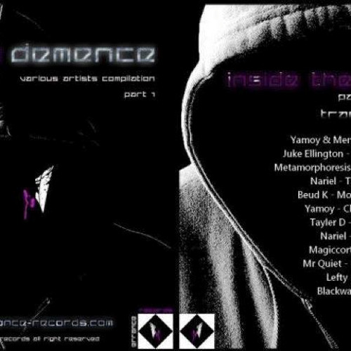 "SM factory (Out on Errance Records """"INSIDE THE DEMENCE COMPILATION"""")"