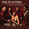Smoke Gets In Your Eyes - Platters cover