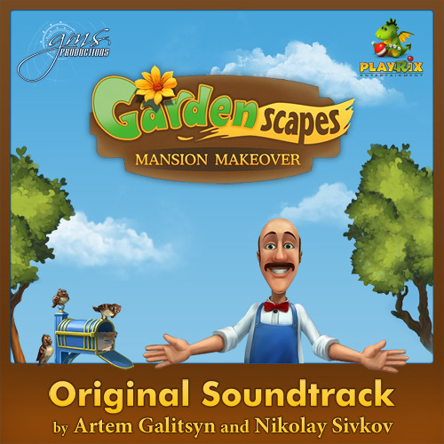 """""""Gardenscapes: Mansion Makeover"""""""