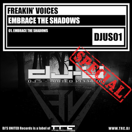 Freakin' Voices - Embrace The Shadows (Original Mix) [SNAP]