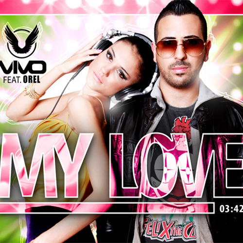 My Love ( Double Facë Brazil Progressive Mix ) Teaser
