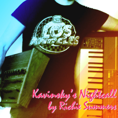 Kavinsky's Nightcall (by Richie Summers)