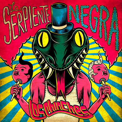 Los Chinches - La Serpiente Negra mixtape