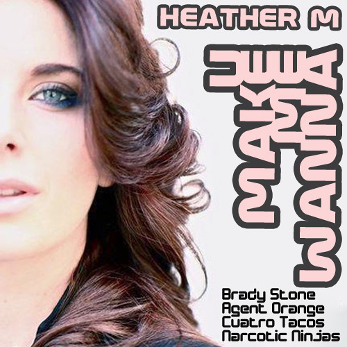 Heather McAlpin - U Make Me Wanna : Narcotic Ninjas Revenge  - Quarterlife Records NYC