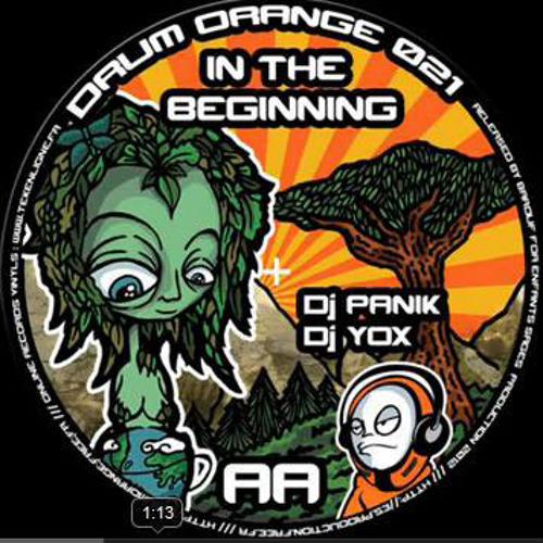 DJ PANIK & YOX - In The Beginning [Drum Orange Records #21]