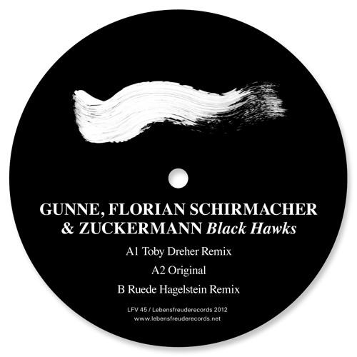 Gunne, Florian Schirmacher & Zuckermann - Black Hawks -Toby Dreher Remix
