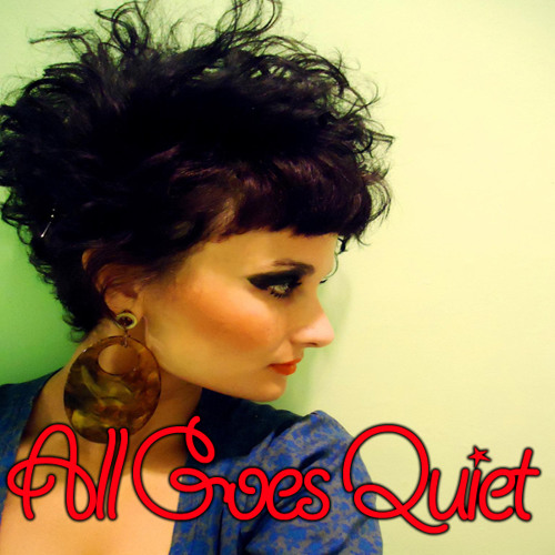 Little Fish aka DJ DD Feat. Suellen - All Goes Quiet (Dub Mix)